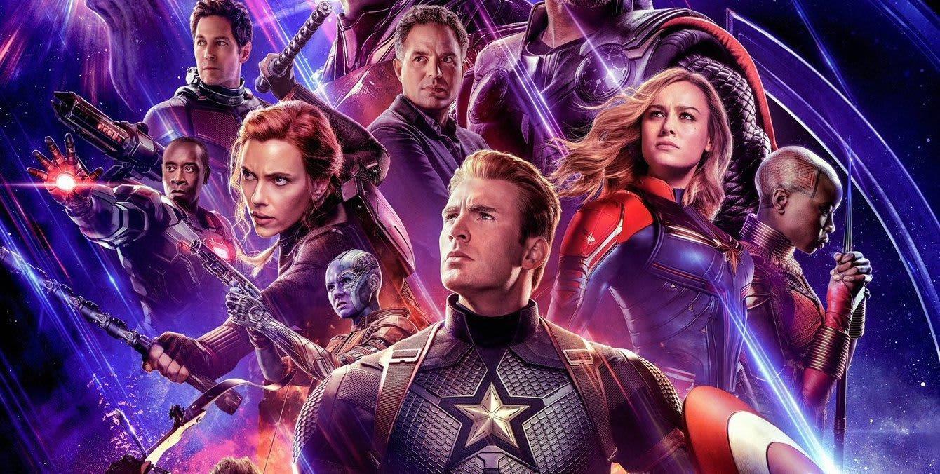 Avengers endgame end credits reddit