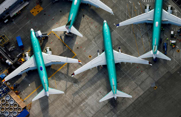 Faa Says More Than 300 Boeing 737 Jets May Have Faulty Wing Parts