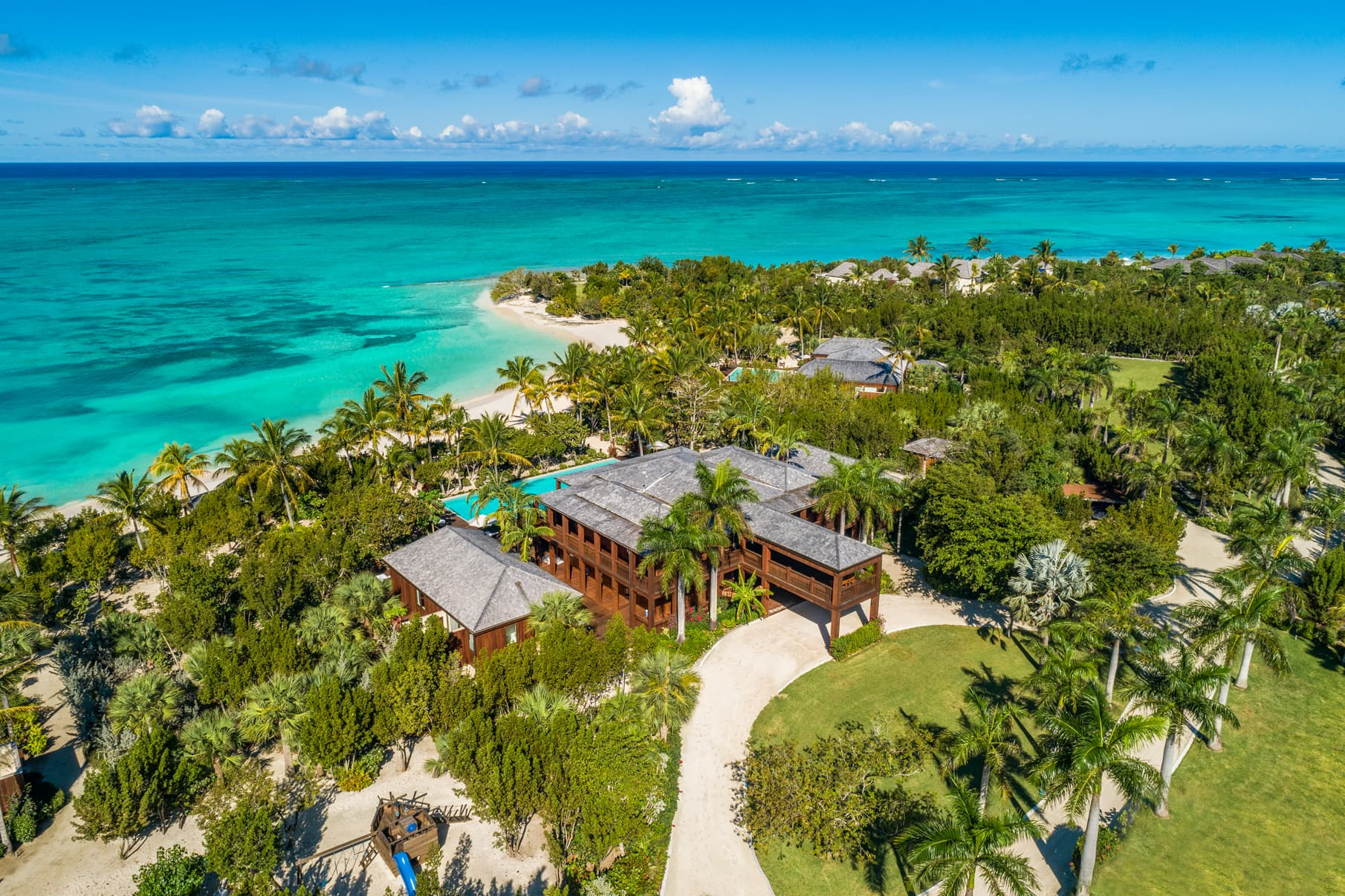 Photos: Bruce Willis is selling beachfront Turks & Caicos