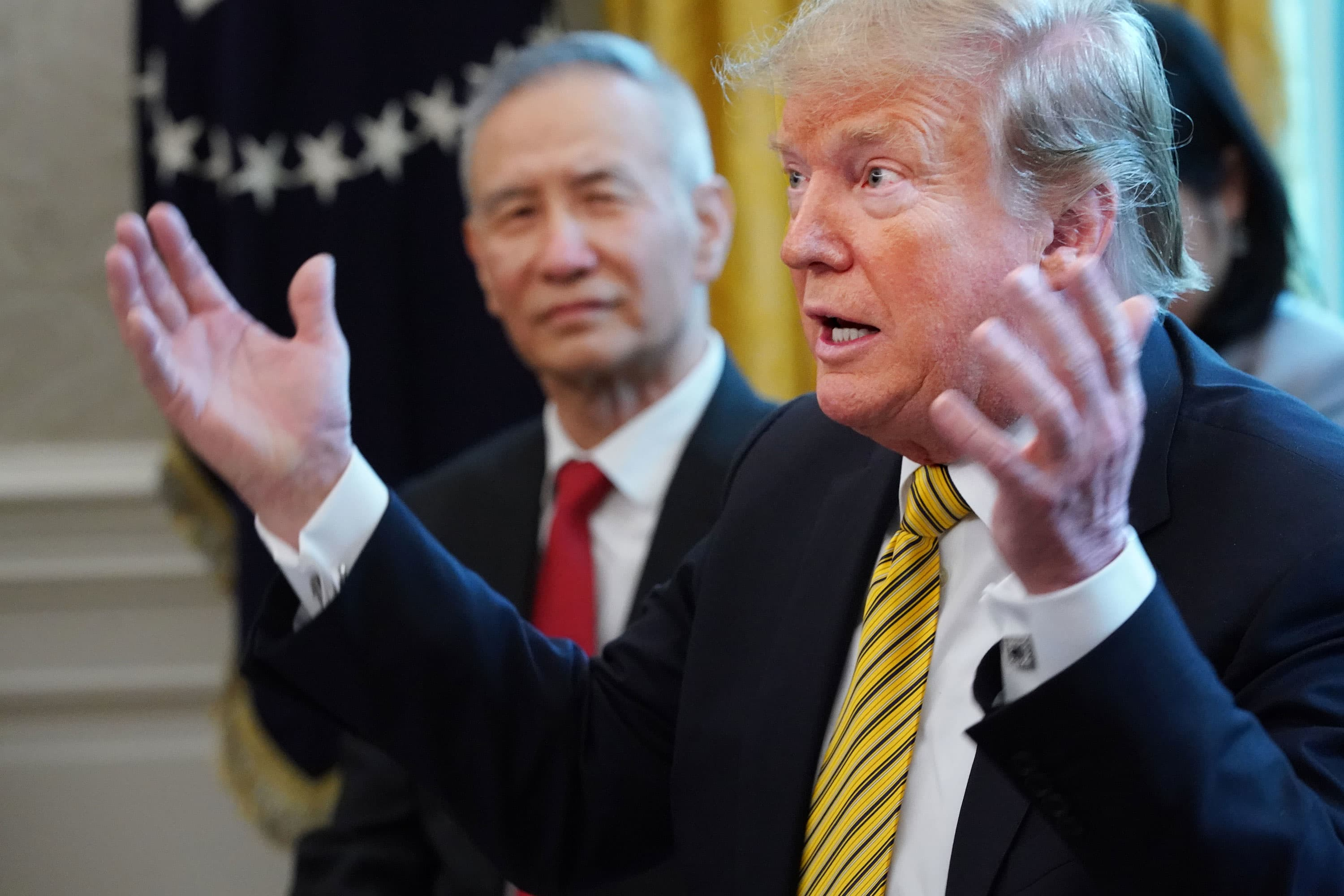 China says it's still preparing for US trade talks — but won't give details after new Trump threats