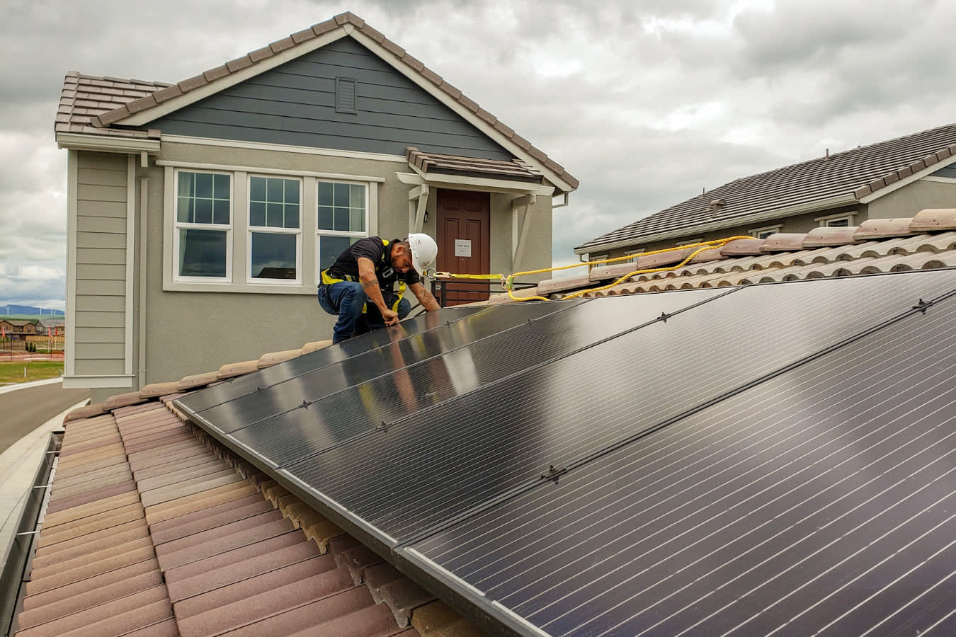 After being rocked by Trump tariffs, the solar energy business is