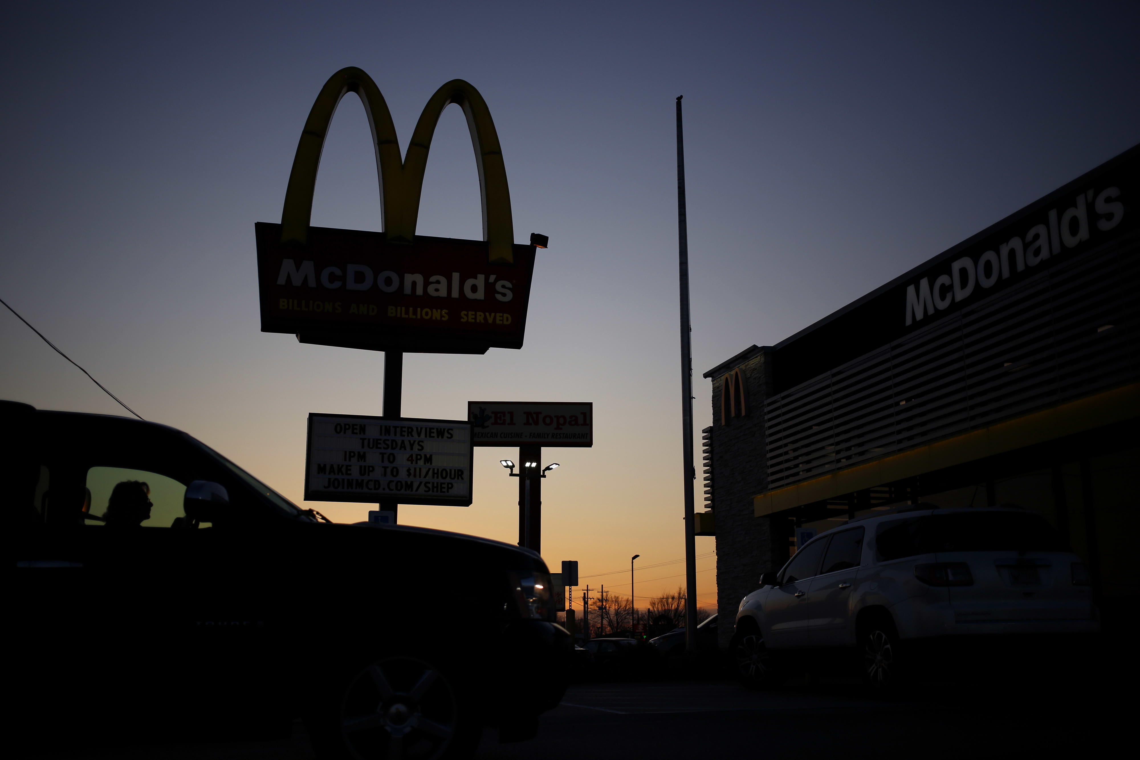McDonald's black franchisees are leaving the chain as cash flow disparity between them and white counterparts grows