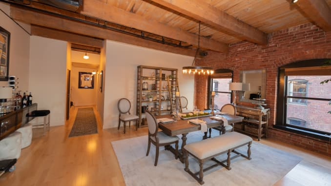 Photos Rob Gronk Gronkowski Sold Boston Penthouse For