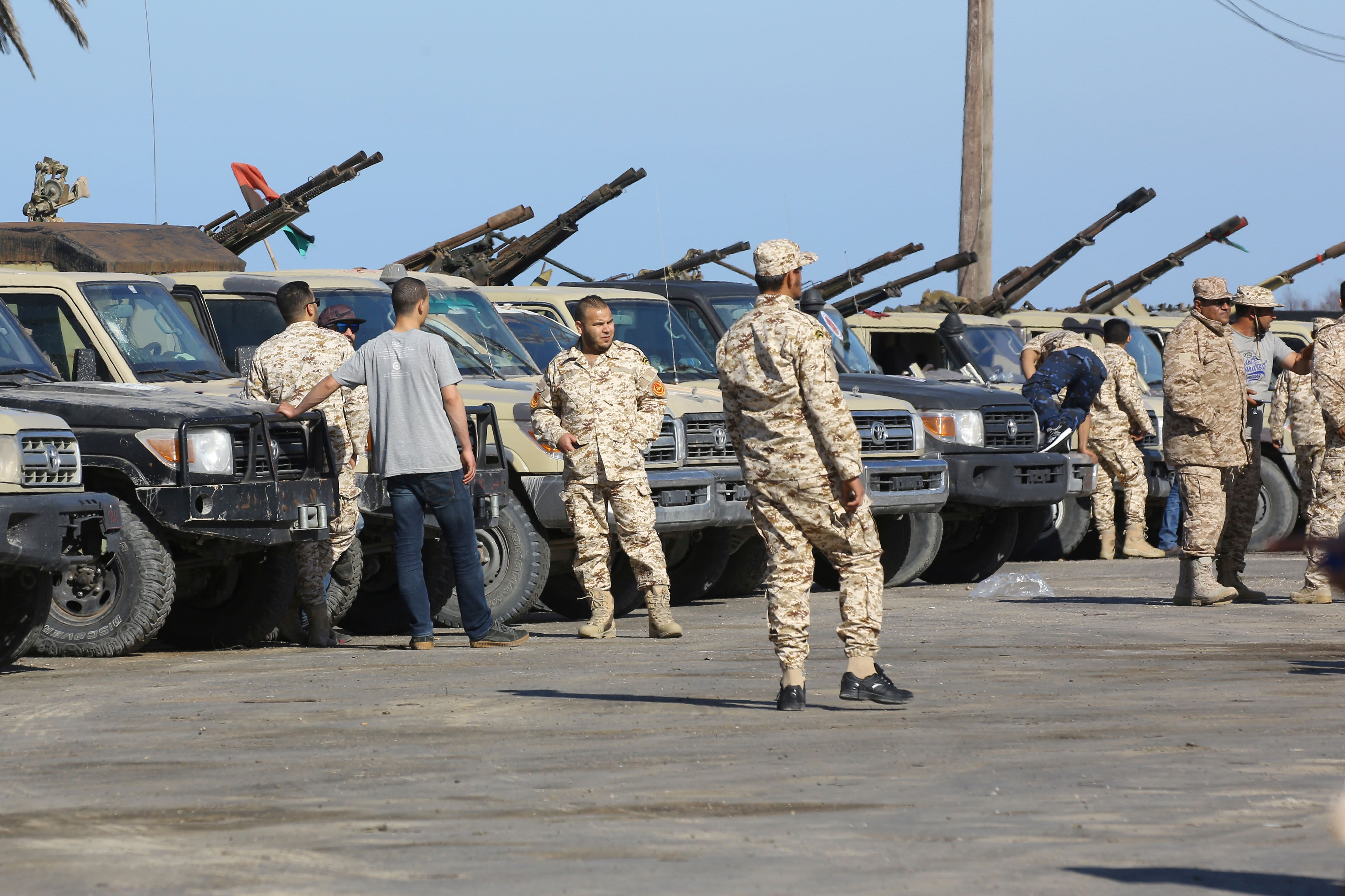 Russian mercenaries, a CIA-linked general and lots of oil: Explaining Libya's war