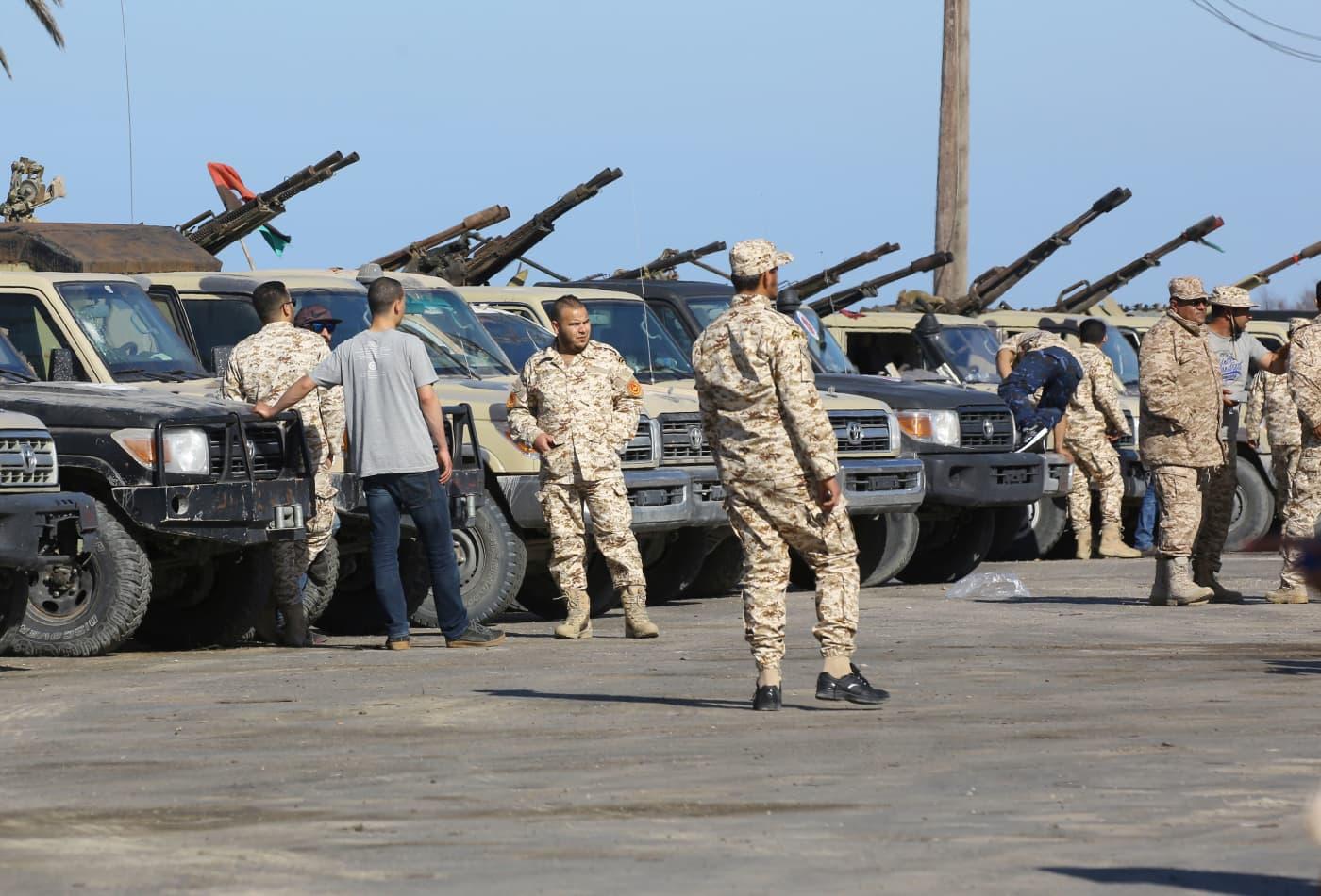Libya.  cover image