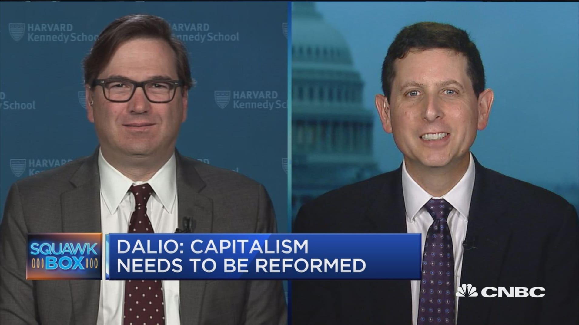 Two economists weigh in on Ray Dalio's comments about reforming capitalism