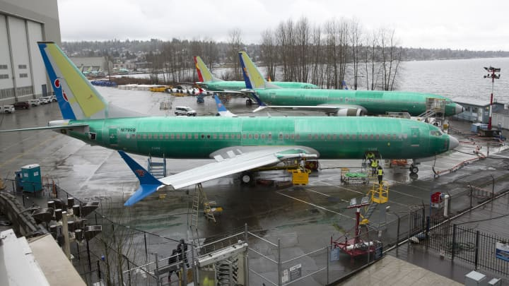 Boeing shares fall after new uncertainty about the 737 Max return