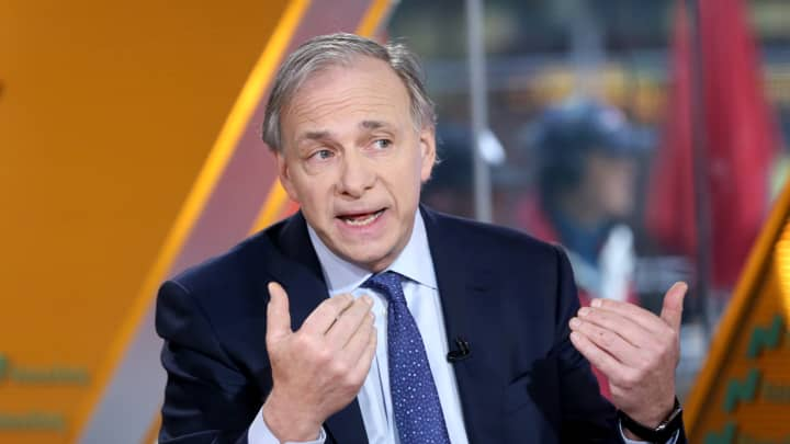 Ray Dalio says gold will be a top investment during upcoming 'paradigm shift' for global markets