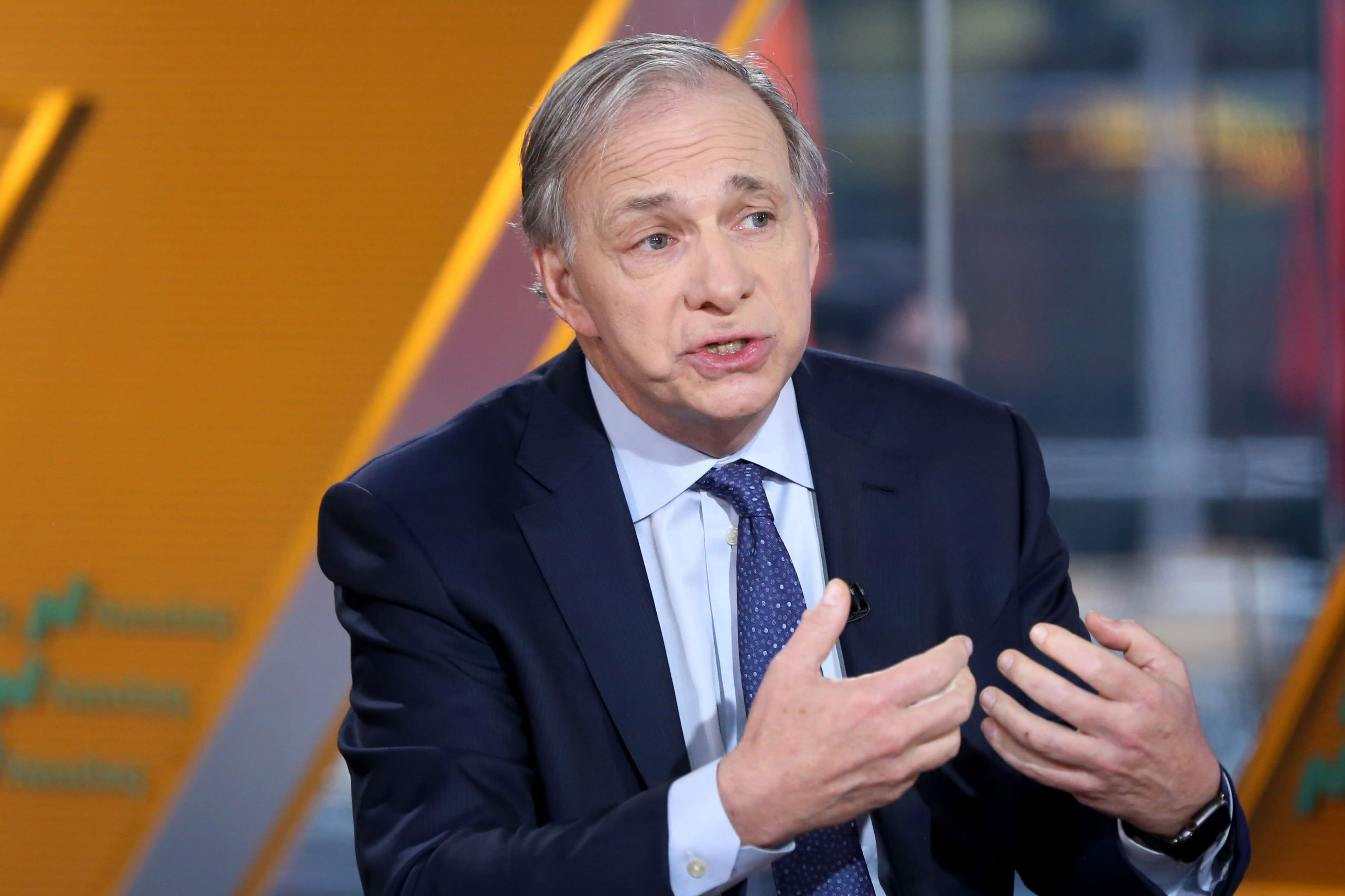 Ray Dalio warns of 'serious problems' and a bond 'blow-off' as a repeat of the late 1930s looms