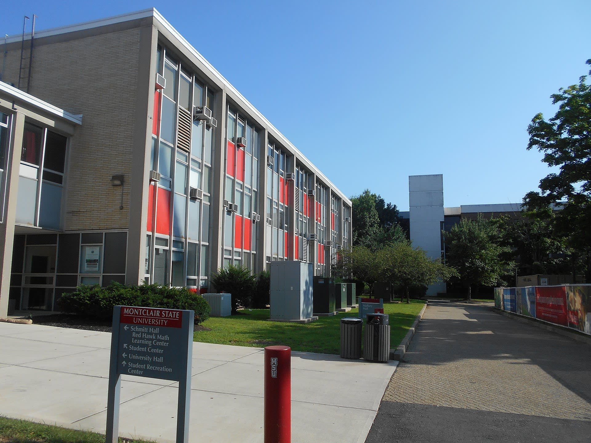 CC: Montclair State University