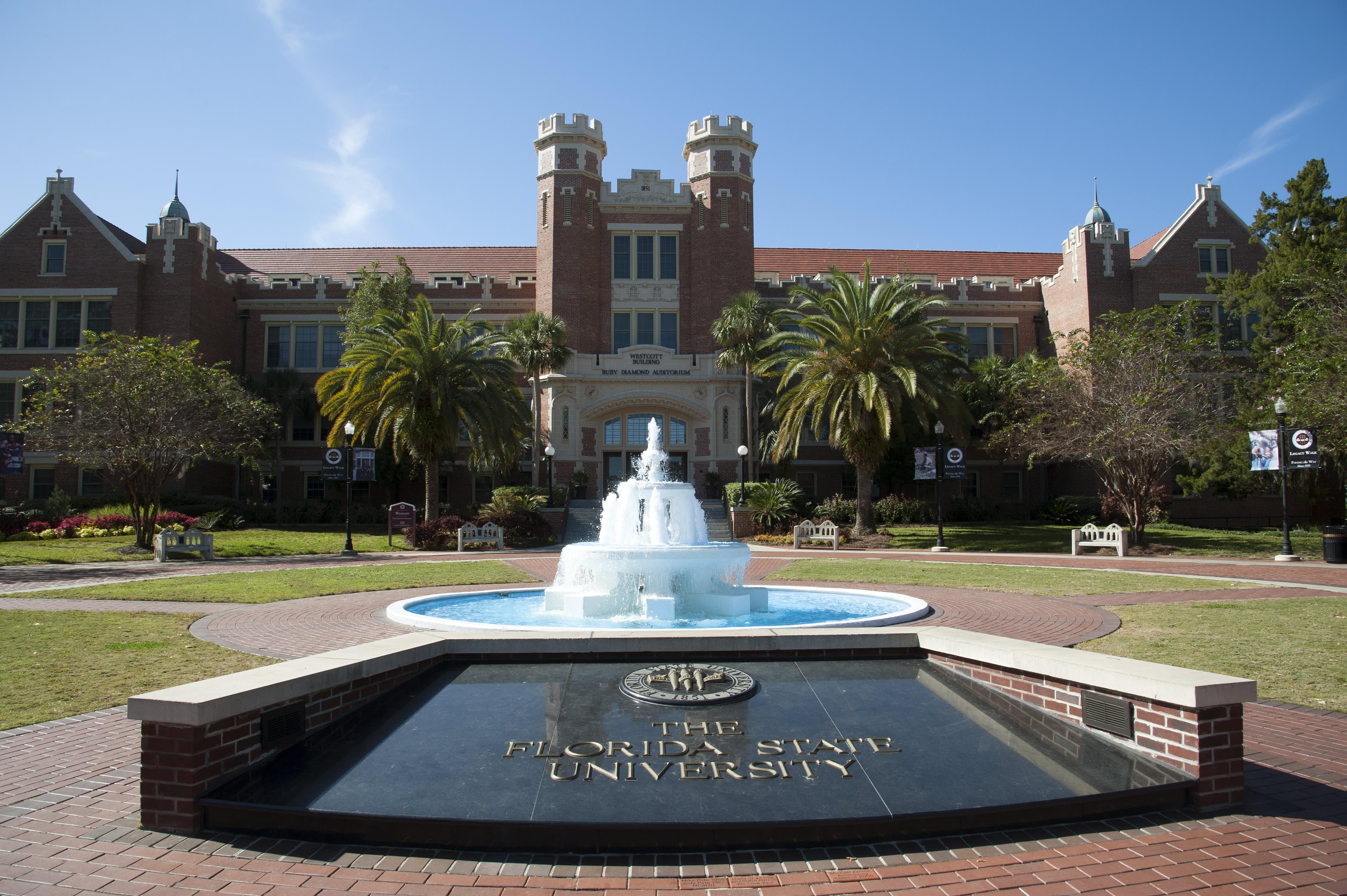 GP: Florida State University the Westcott Building Tallahassee USA