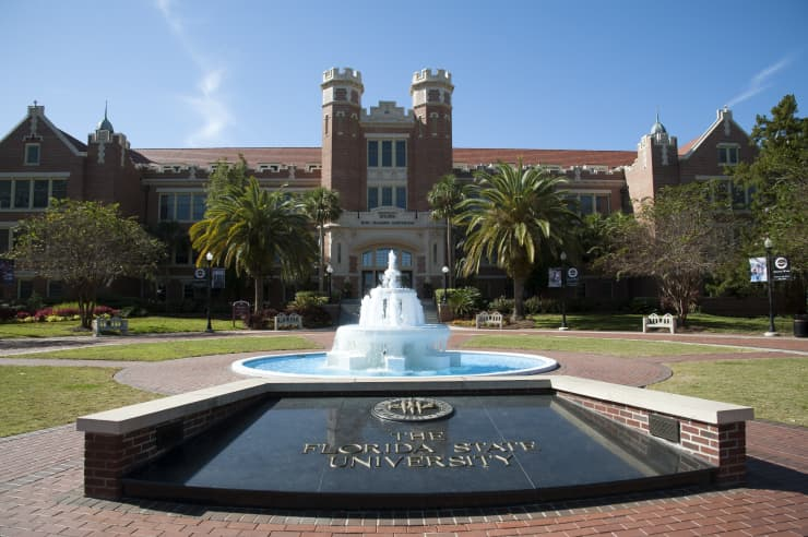 GP: Florida State University the Westcott Building Tallahassee USA