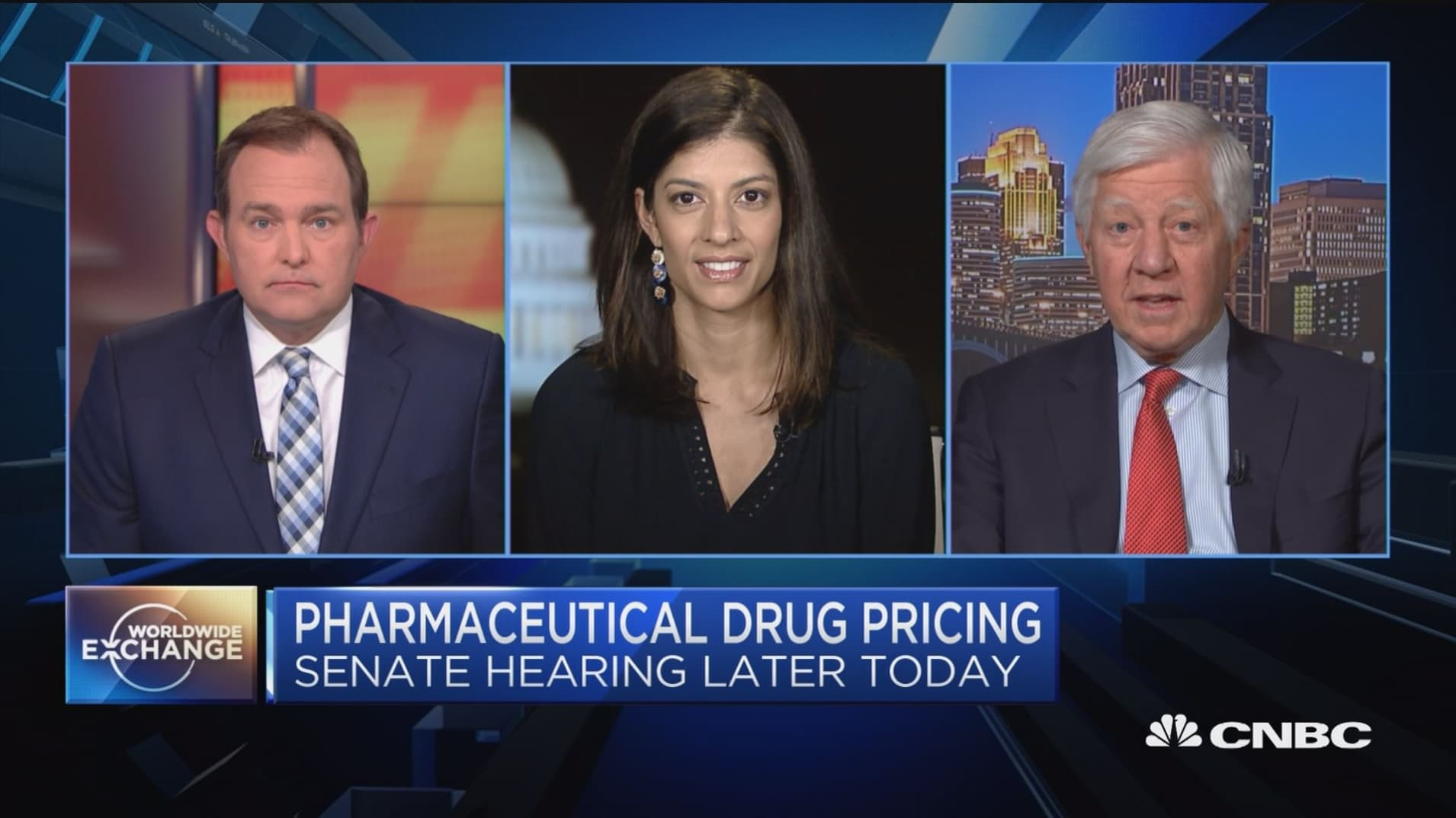 Expect a fiery hearing on Capitol Hill today over the role of pharmacy middle men in drug pricing