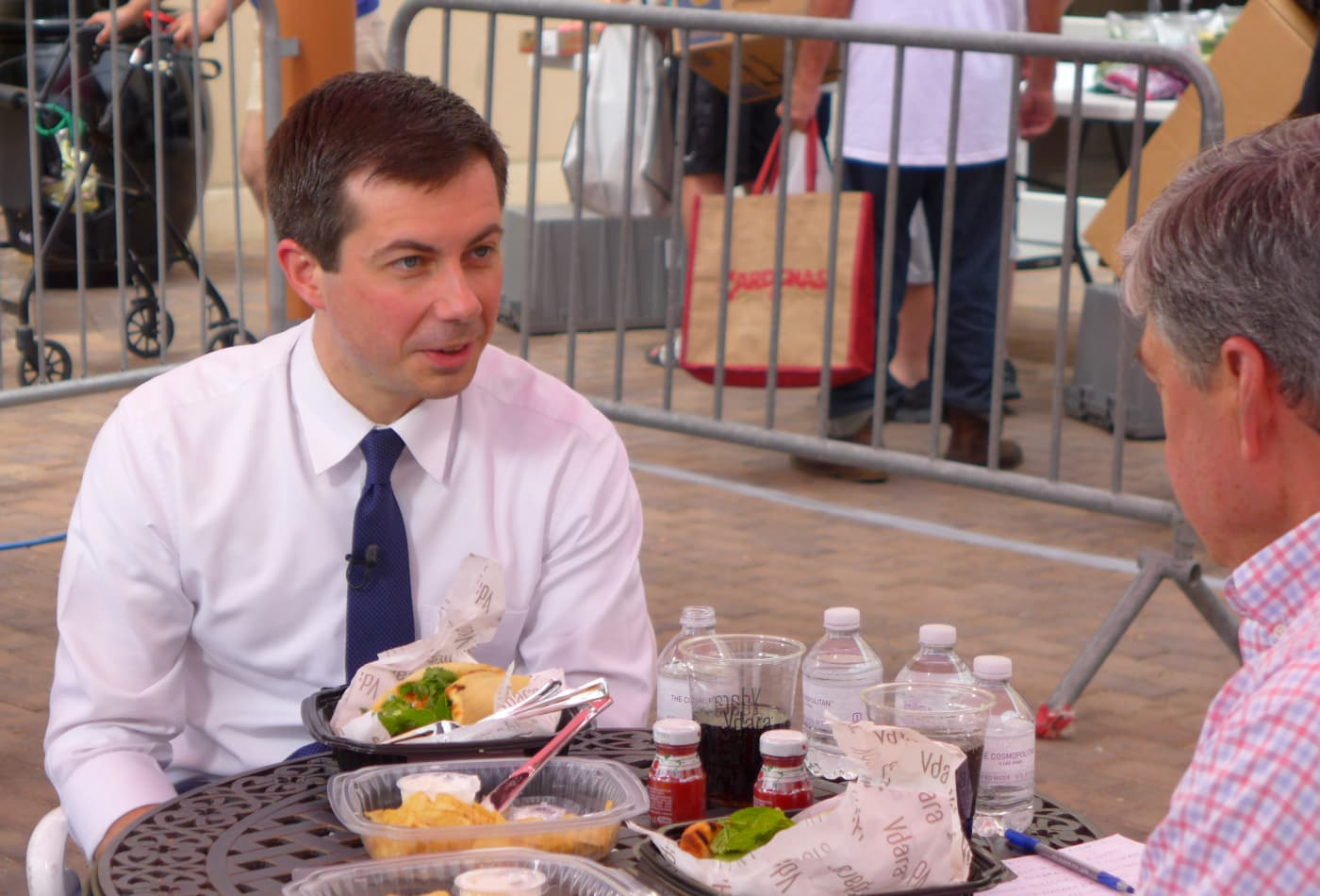 Pete Buttigieg on what it means to be a gay candidate in the 2020 field: 'I'm not running to be president for any one group'