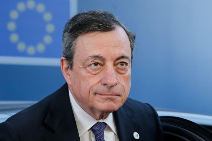 Mario Draghi ECB 190410 EU