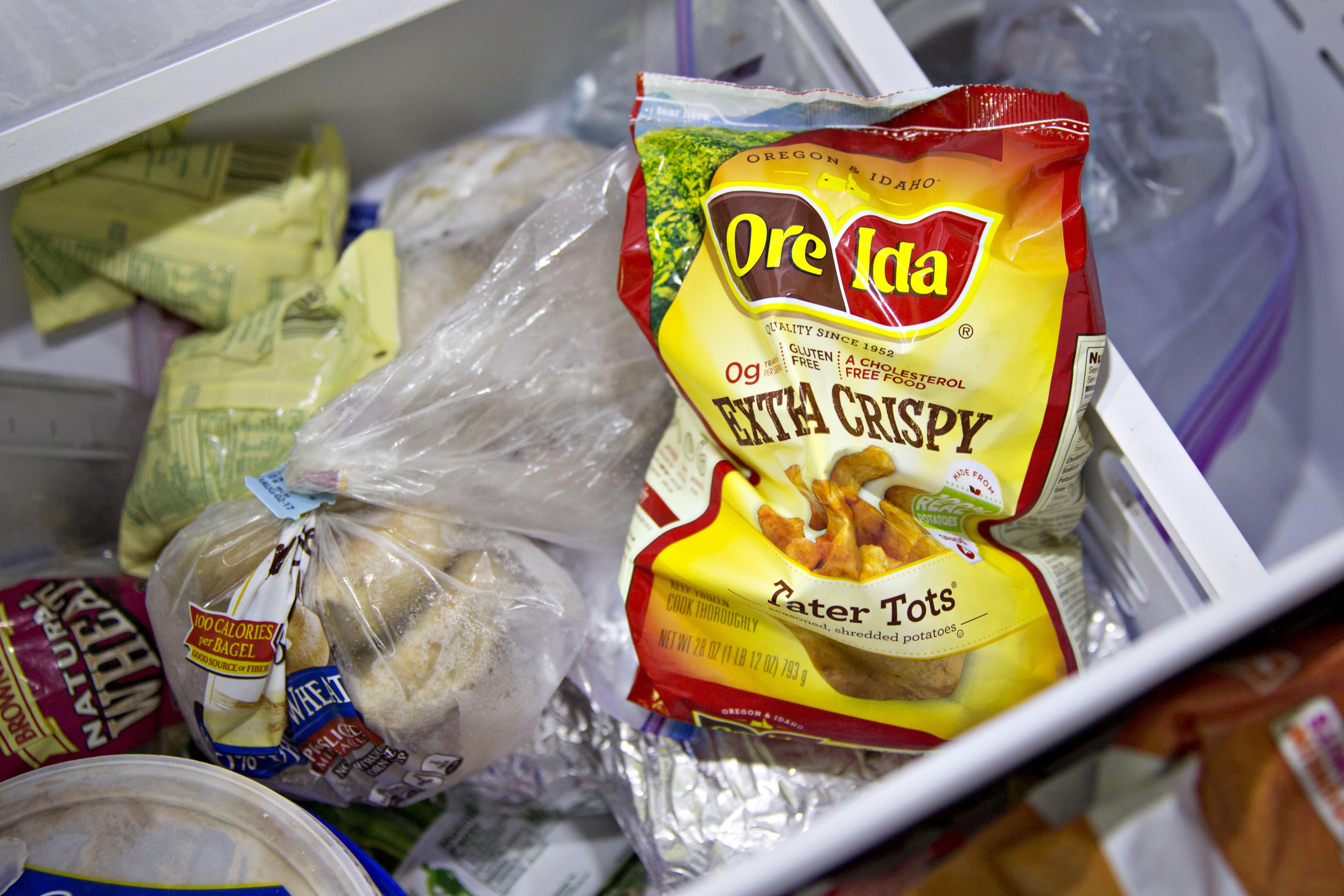 Kraft Heinz weighs sale of Ore-Ida