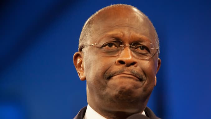 Herman Cain, former GOP presidential candidate, dies after battle with coronavirus 1