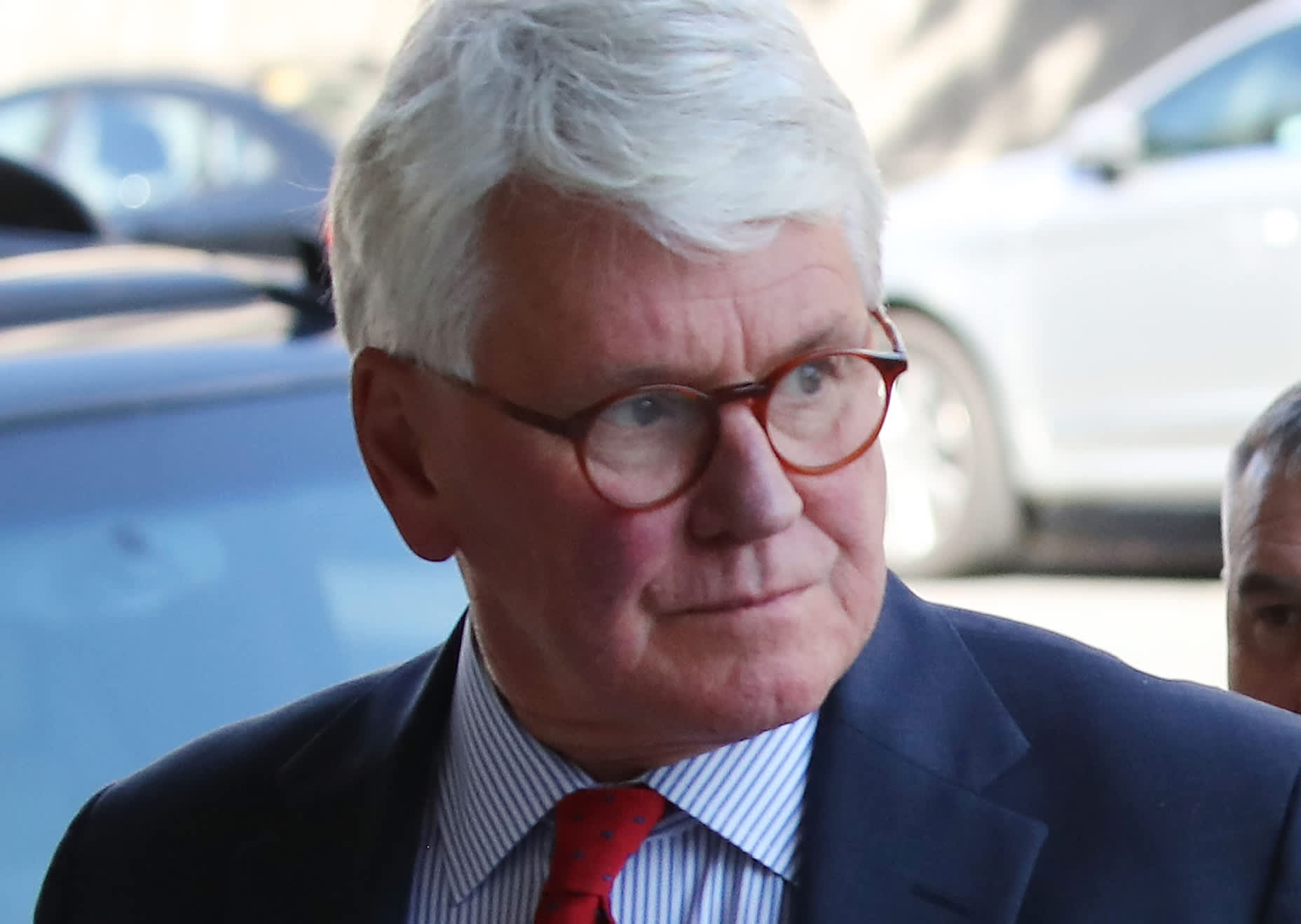 Obama White House counsel Gregory Craig charged by federal