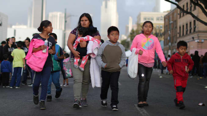California plan aims to slash state's child poverty rate in half by 2039