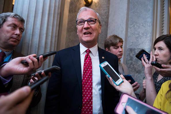 GP: Sen. Kevin Cramer, R-N.D. Senate Luncheons 1