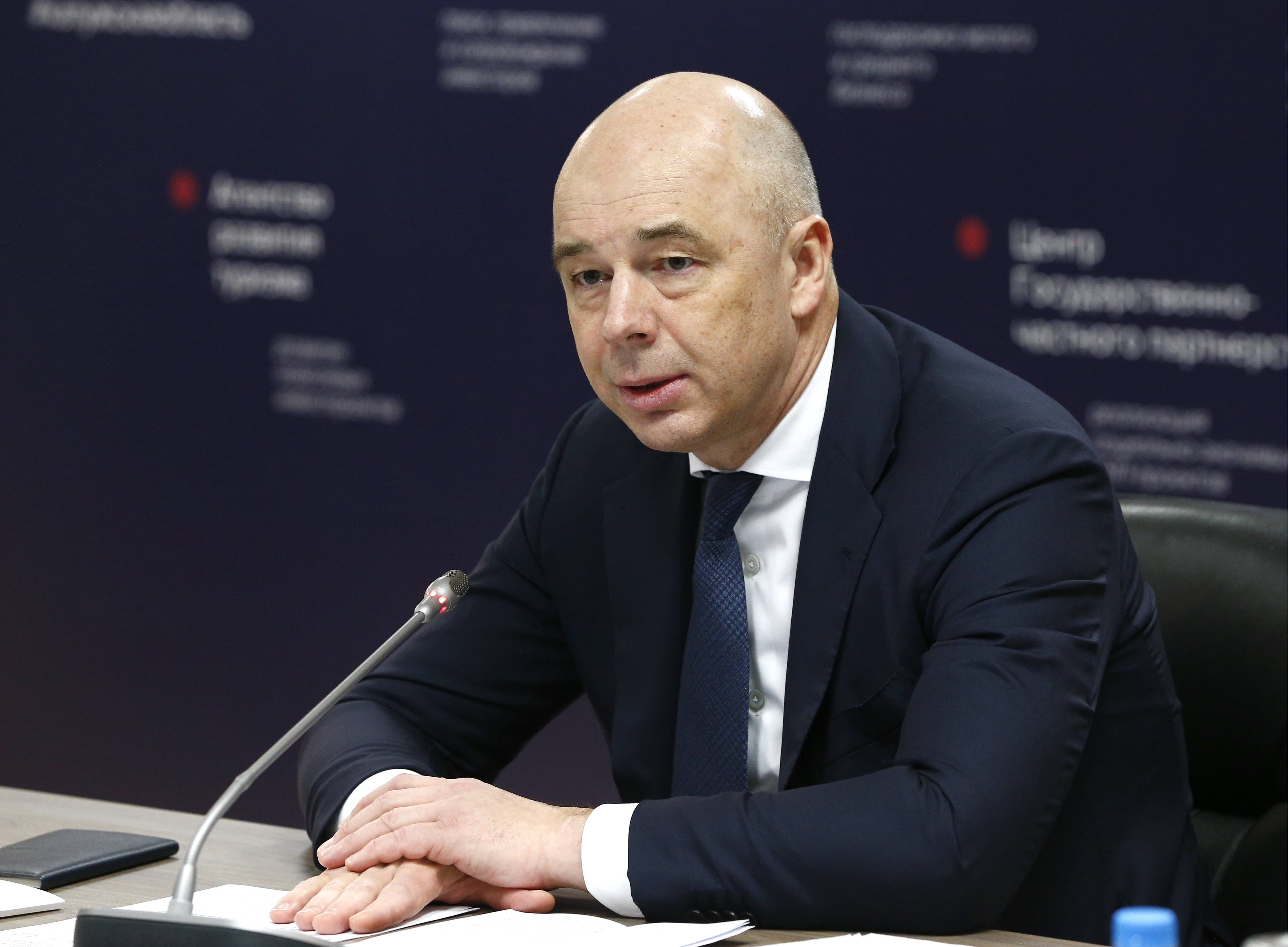 Russia does not want to exploit US-China trade war, finance minister says