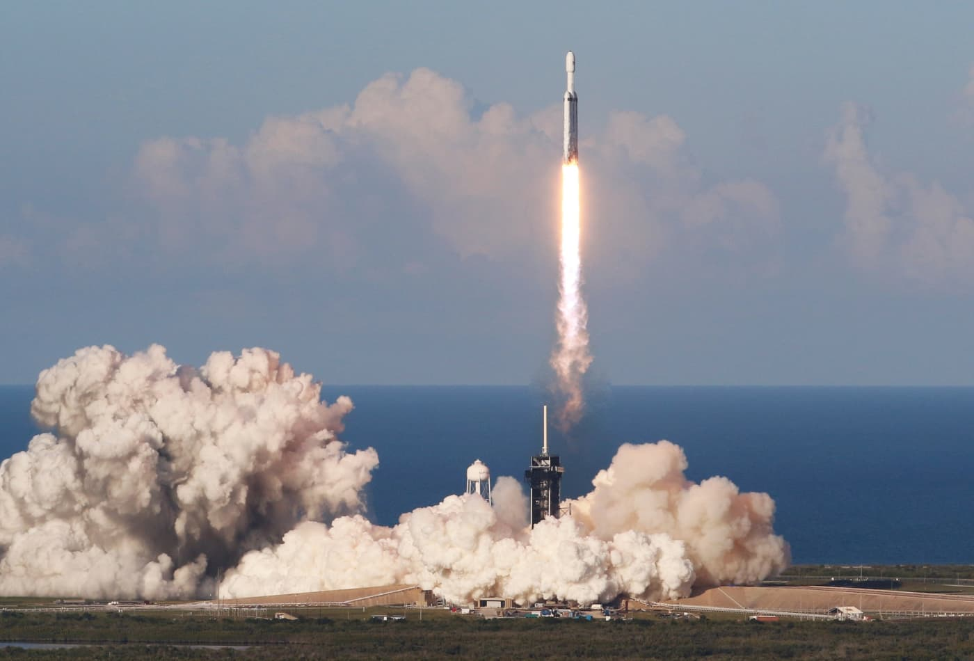 SpaceX and ULA win billions in Pentagon rocket contracts, beating out Blue Origin, Northrop Grumman