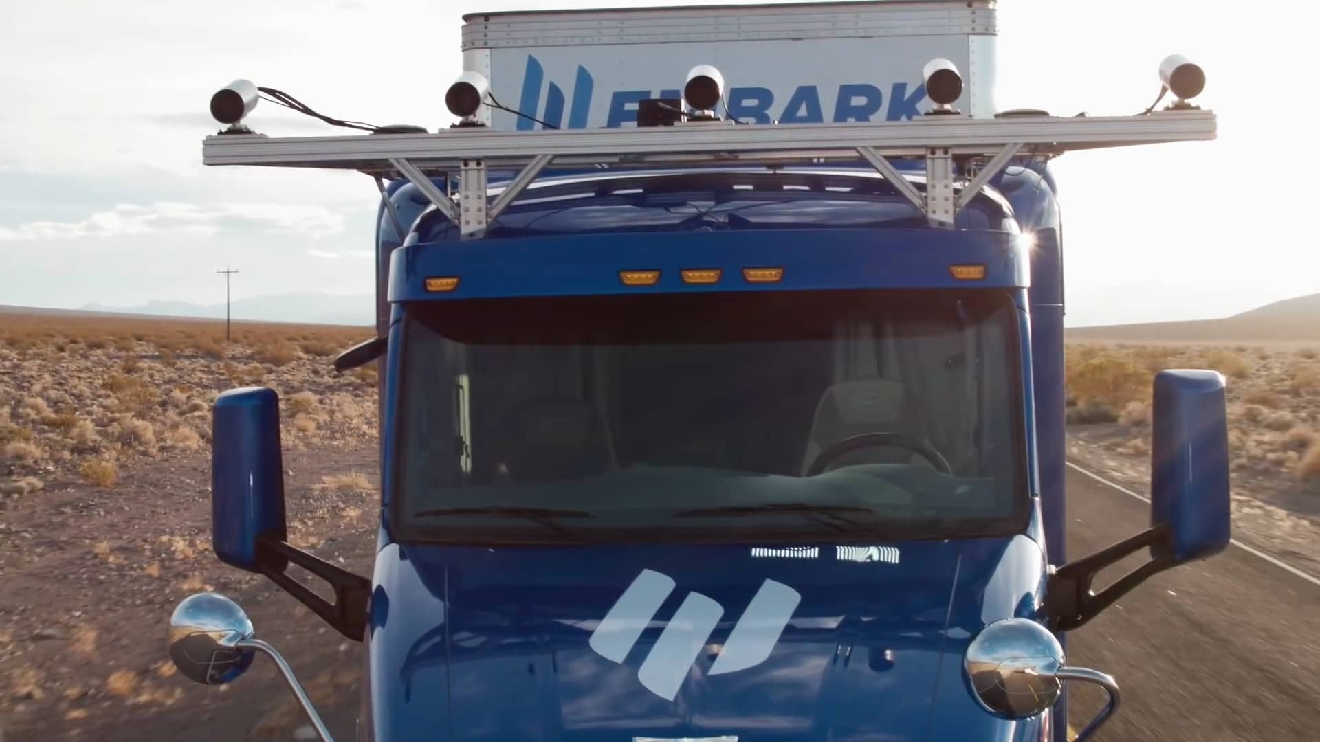 How the rise in self-driving trucks will transform the trucking industry
