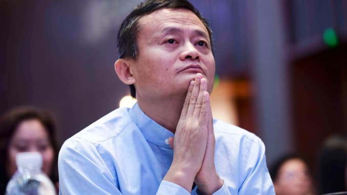 Jack Ma's disappearing act fuels speculation about the billionaire's  whereabouts