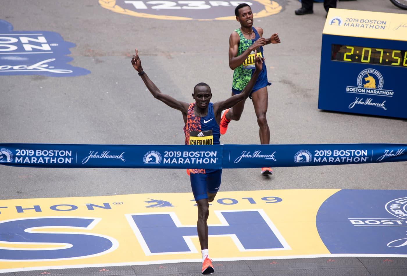 f87744761c3 Here s how much money the Boston Marathon champions earn