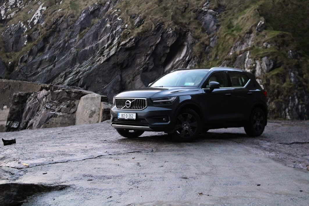 Review: The Volvo XC40 is the perfect entry-level luxury car