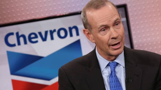 CNBC: Michael Wirth, CEO of Chevron MM 190415
