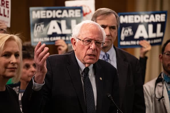 Medicare for All is dragging down health-care stocks and there could be more pain ahead