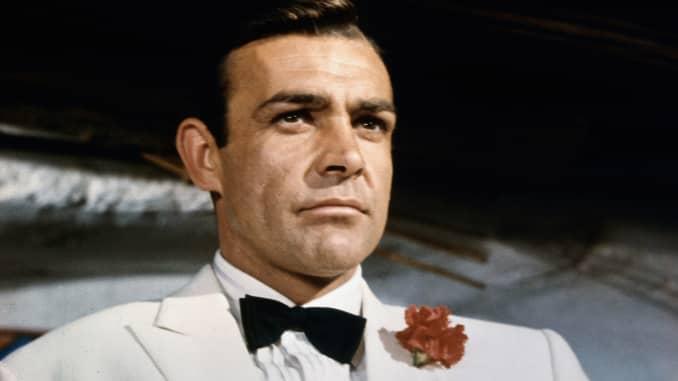 GP: Sean Connery as James Bond