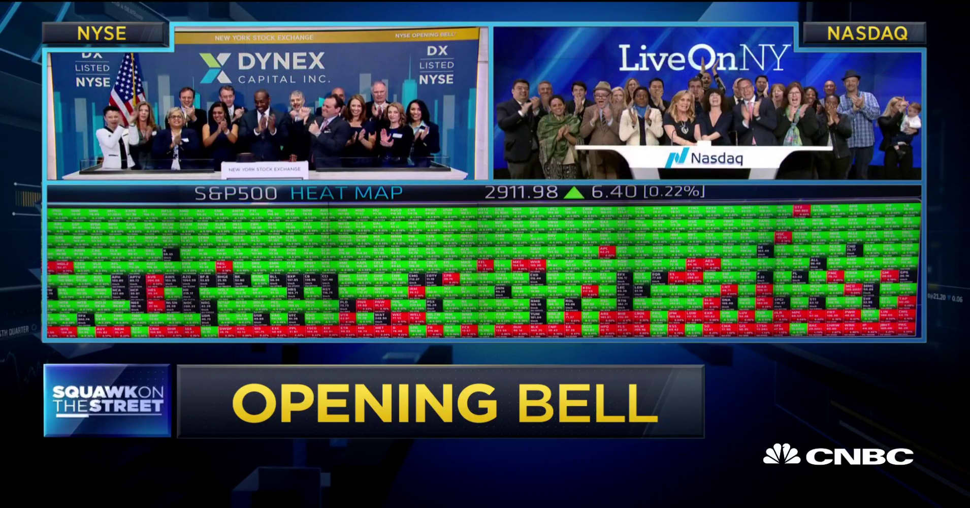 Opening Bell, April 16, 2019