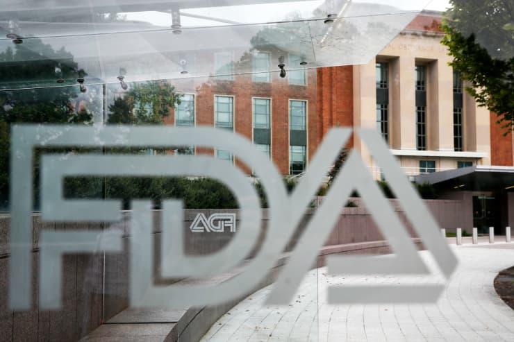 AP: FDA building 180802