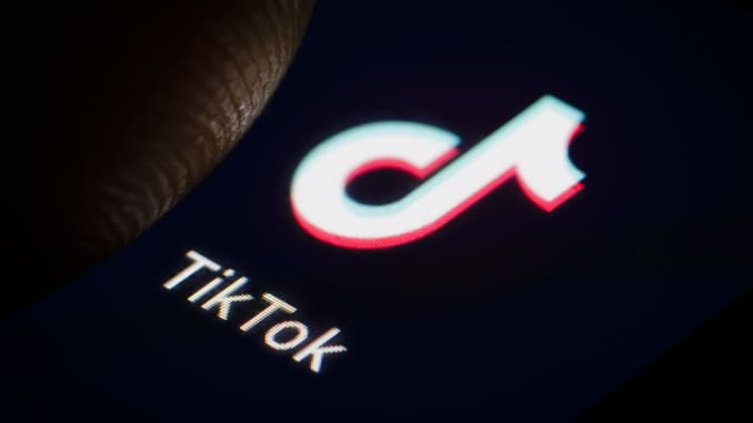 TikTok pulling out of Hong Kong