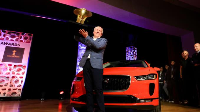 CNBC: 2019 NYAutoShow: Jaguar i-Pace Ian Callum
