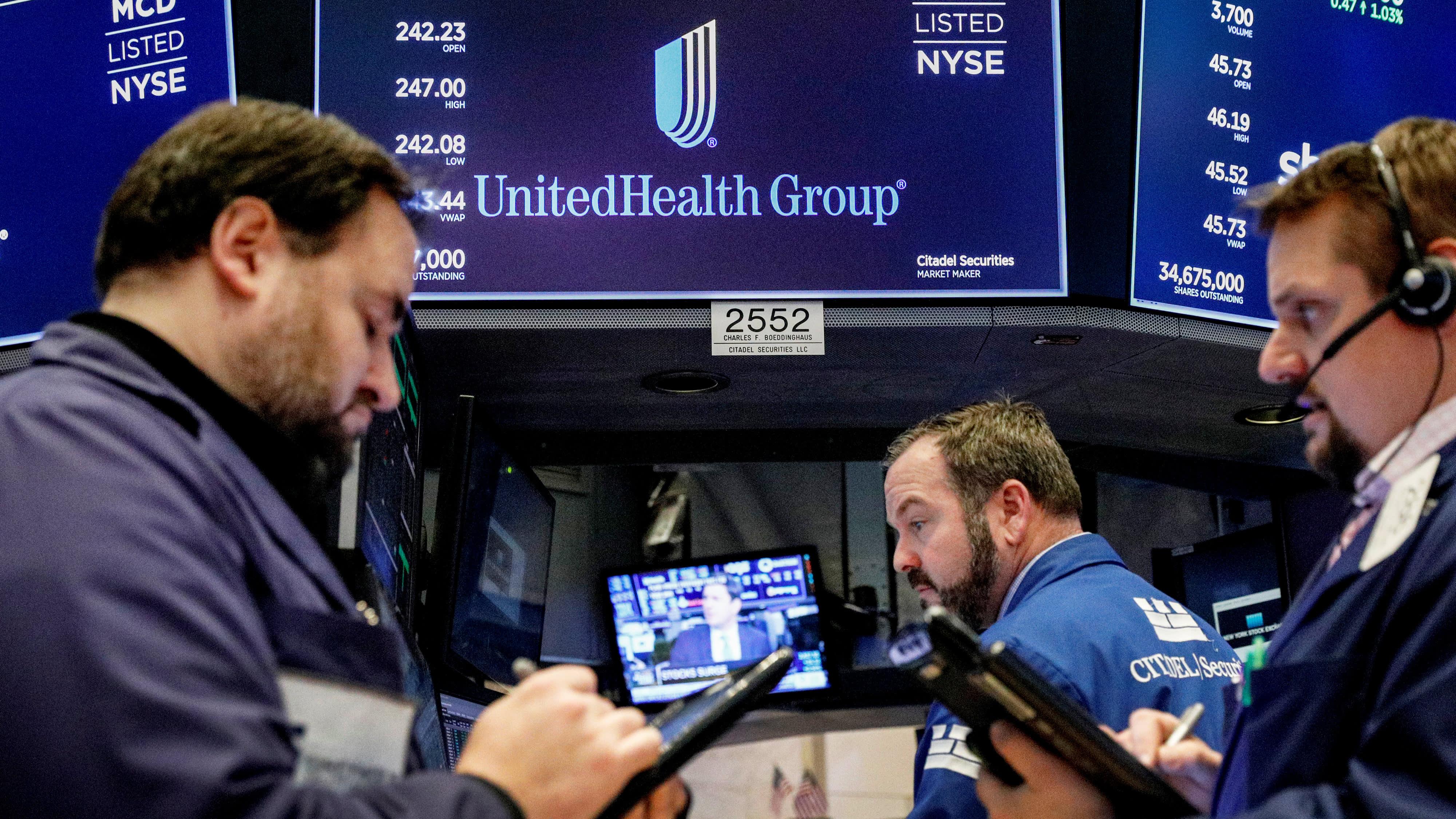 Healthcare stocks are making a comeback, says Jim Cramer
