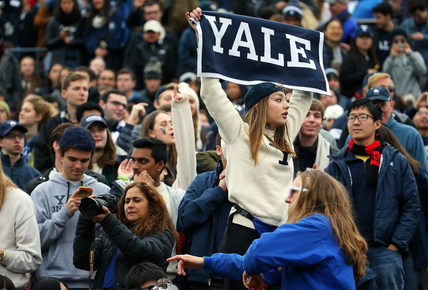 It costs almost $76,000 a year to go to Yale—but here's how much students actually pay