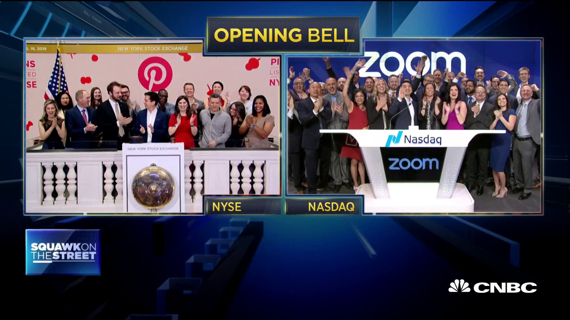 Opening Bell, April 18, 2019