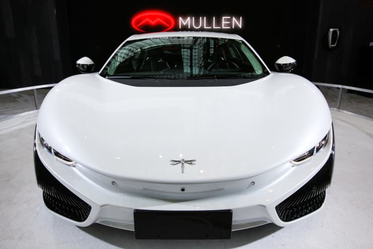 CNBC: NYAutoShow 2019: Mullen Qiantu K50