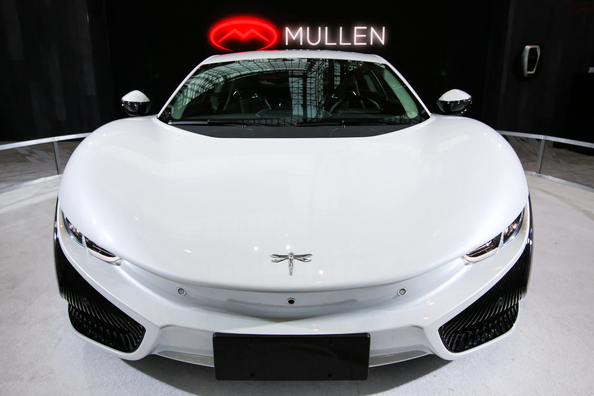 Chinese Electric Sports Car Qiantu K50 By Mullen Coming To
