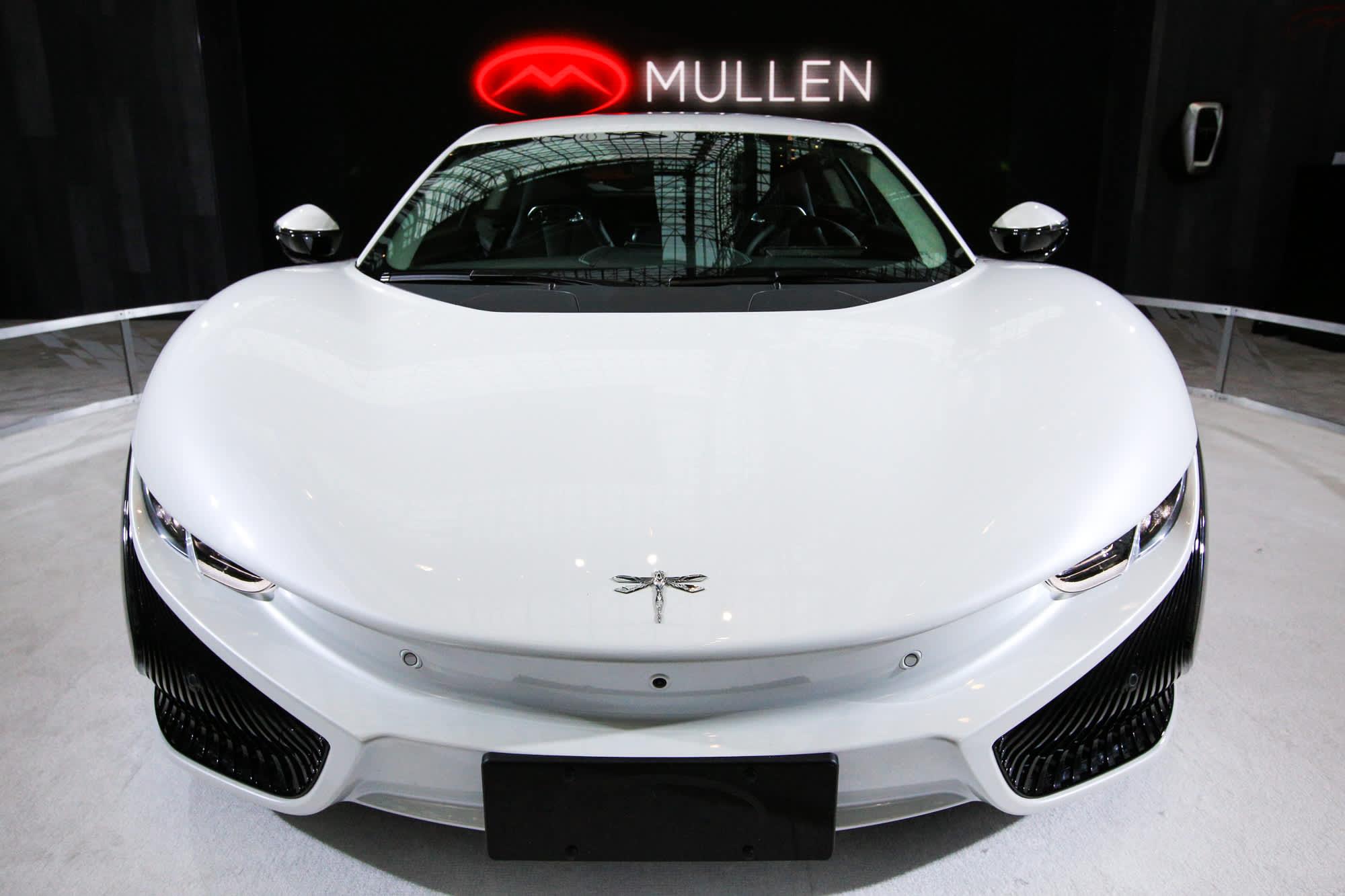 The Mullen Qiantu K50