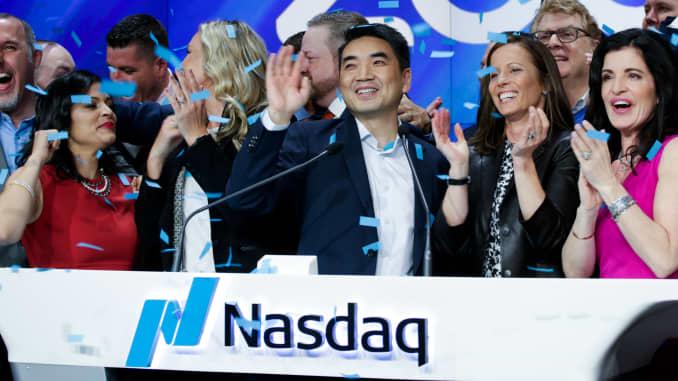 GS: Thu nhỏ IPO Eric Yuan 190418