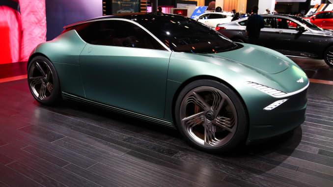 Korean carmakers Genesis, Kia, Hyundai lead JD Power quality