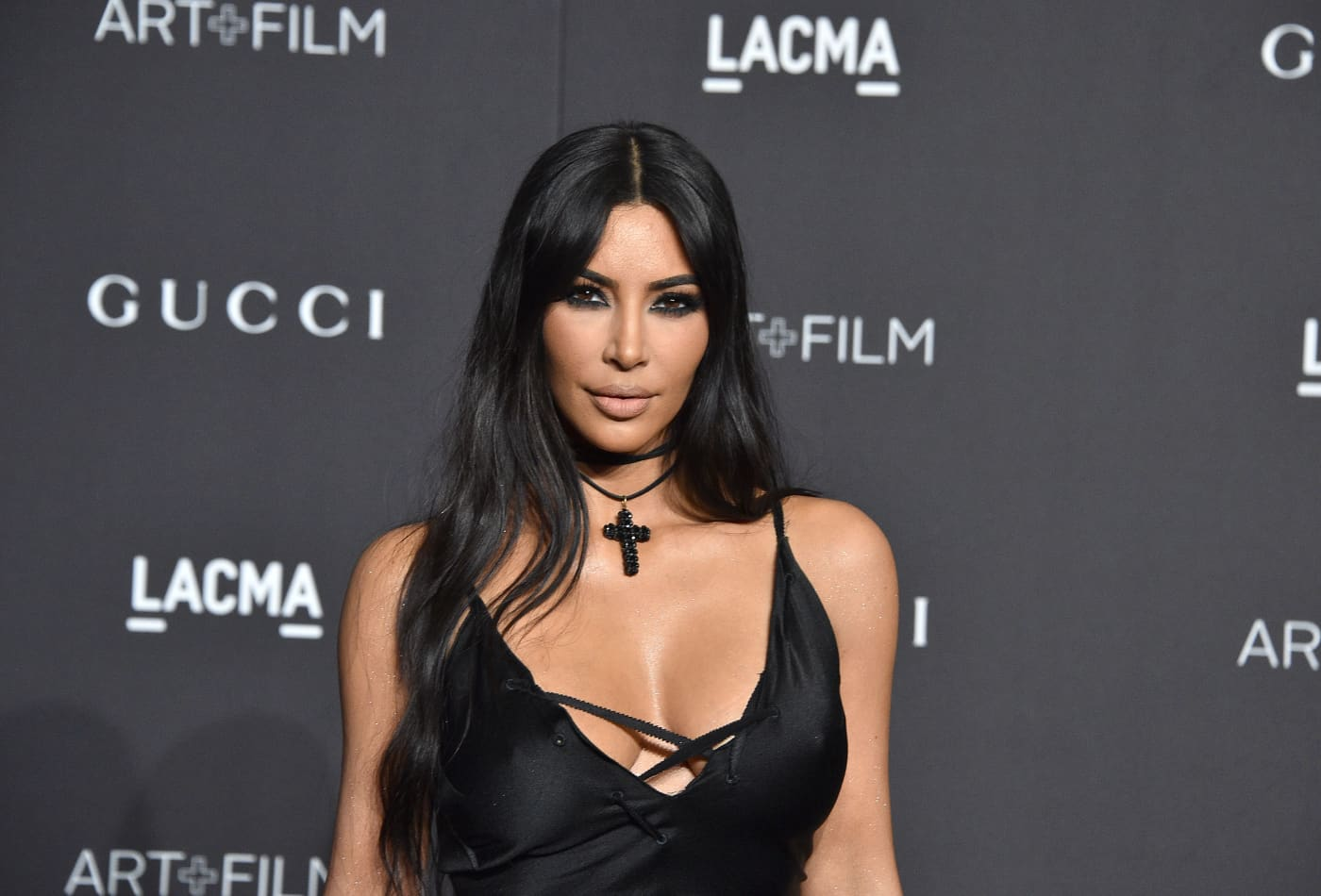 Kim Kardashian gave a tour of her home and there's a 130-inch TV that rises  out of the floor — take a look