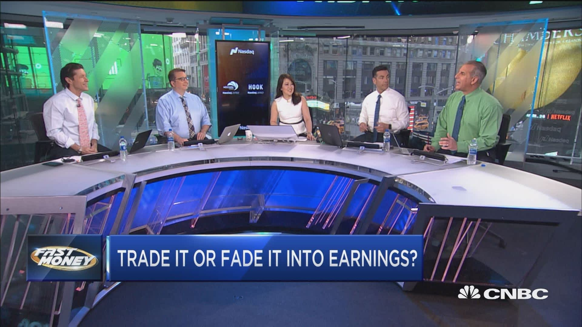 Earnings season is ramping up and these could be the big winners