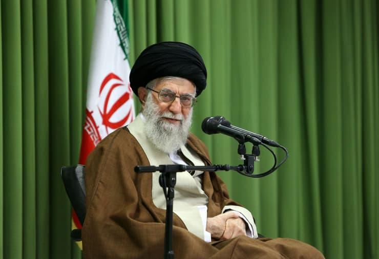 GP: Iran's Supreme Leader Ayatollah Ali Khamenei 190422