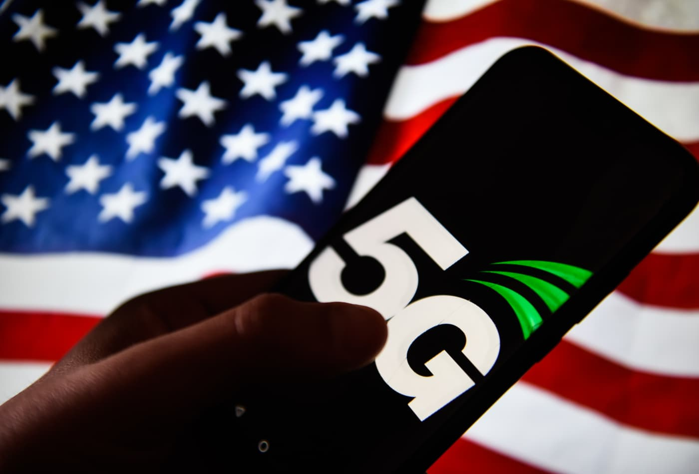 Buy these 5G stock plays if they take a dip from US-China trade news, Jim Cramer says