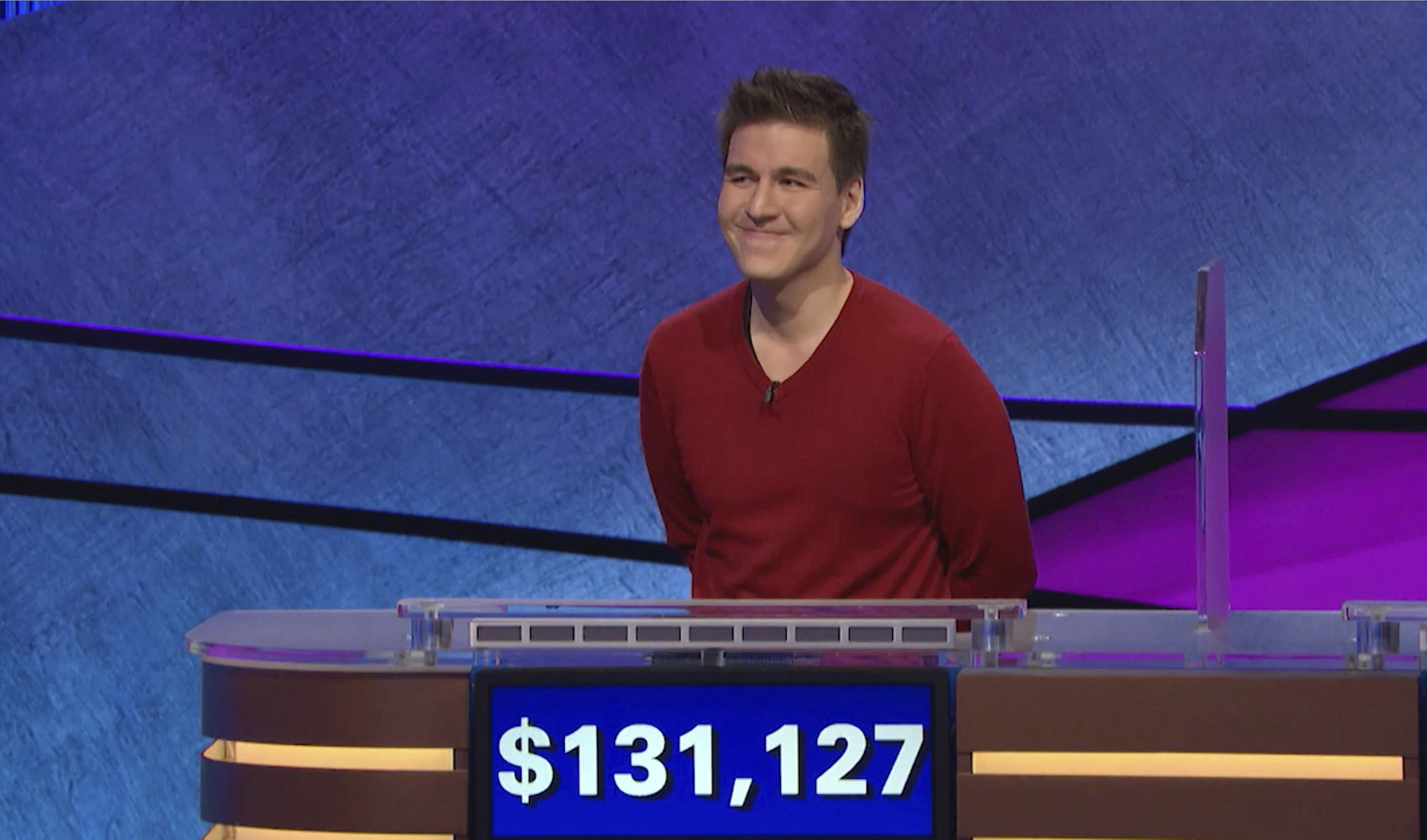 James Holzhauer made an uncharacteristically low bet on his last Final Jeopardy, but it was actually a brilliant strategy